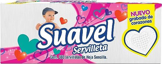 Suavel Servilletas, 380 Piezas