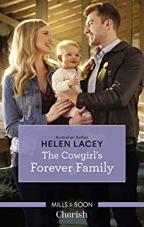 The Cowgirl's Forever Family (The Cedar River Cowboys Book 3) (English Edition)