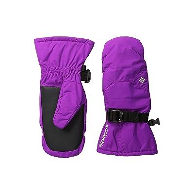 Columbia Kids Whirlibird Mitten (Big Kids) (Bright Plum) Ski Gloves