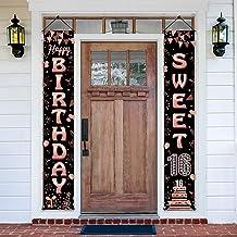 Serviettes Sweet 16 25x25cm//20-Fête D/'Anniversaire 16th Vaisselle Assiettes Tasses 20 S