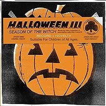 Halloween III: Season of the Witch Score