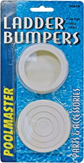 Poolmaster 3662 Swimming Pool Ladder Bumper Cap Set, 2-3/4 Inch - Outside Cap Fit