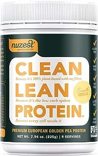 tropeaka vanilla lean protein