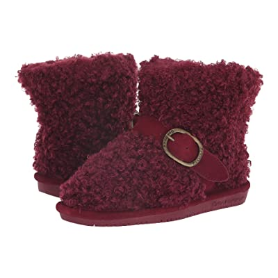 Bearpaw Kids Treasure (Little Kid/Big Kid) (Bordeaux) Girls Shoes