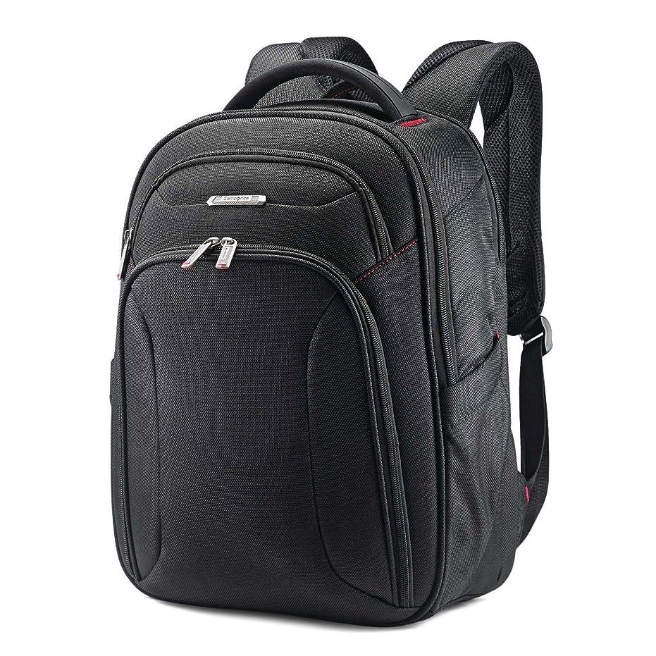 アドバンテージ蓄積する追うサムソナイト Samsonite バックパック リュック メンズ XENON 3 89430-1041 ブラック Slim Backpack Black リュックサック ビジネスバッグ ビジネスリュック