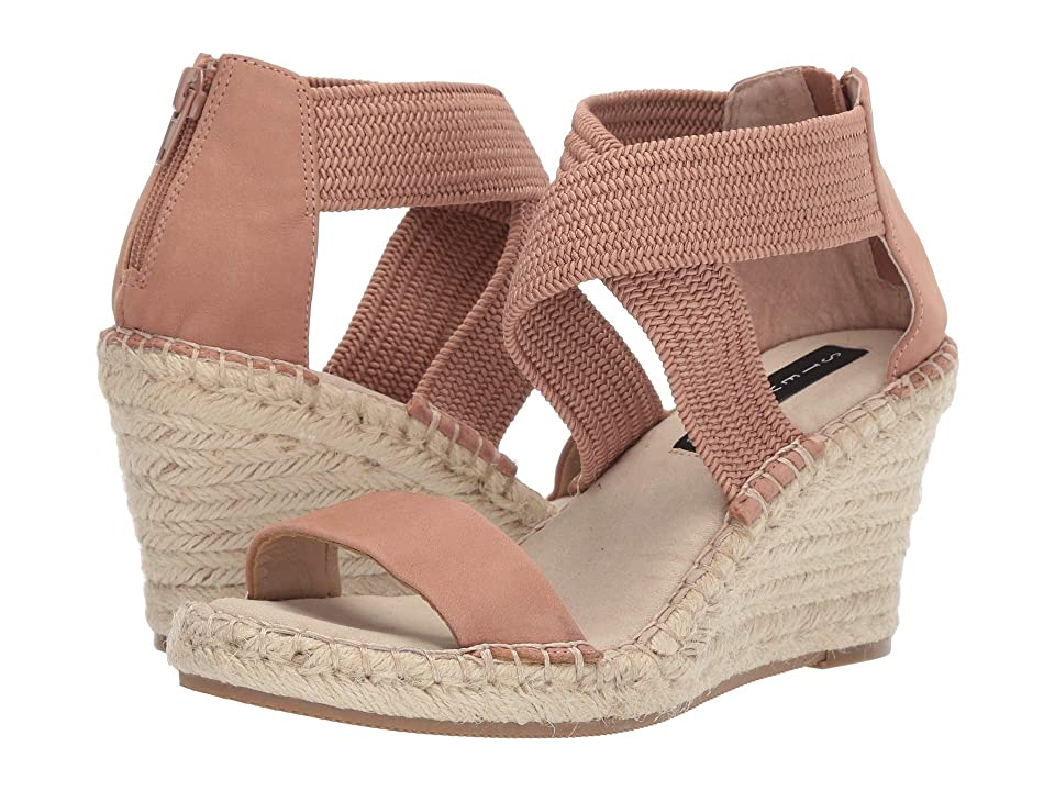 Steven Excited (Blush Multi) Women's Wedge Shoes, Pink