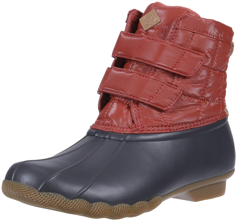 Sperry Woherren Saltwater Jetty Snow Stiefel, rot braun, braun, braun, 8.5 M US  ec315a