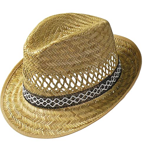 01ccffcf55c Straw Harvester Hat (sun protection) for men and women
