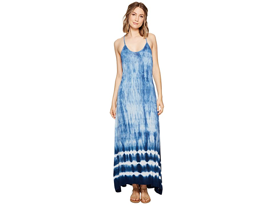 Billabong Shore Side Dress (Cobalt) Women