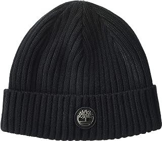 قبعة ساعة مضلعة للرجال من تيمبرلاند مع لوحة شعار قبعة الطقس البارد