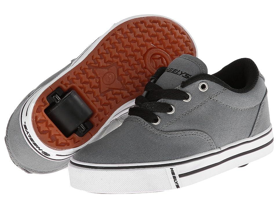 Heelys Launch (Little Kid/Big Kid/Adult) (Grey) Boys Shoes