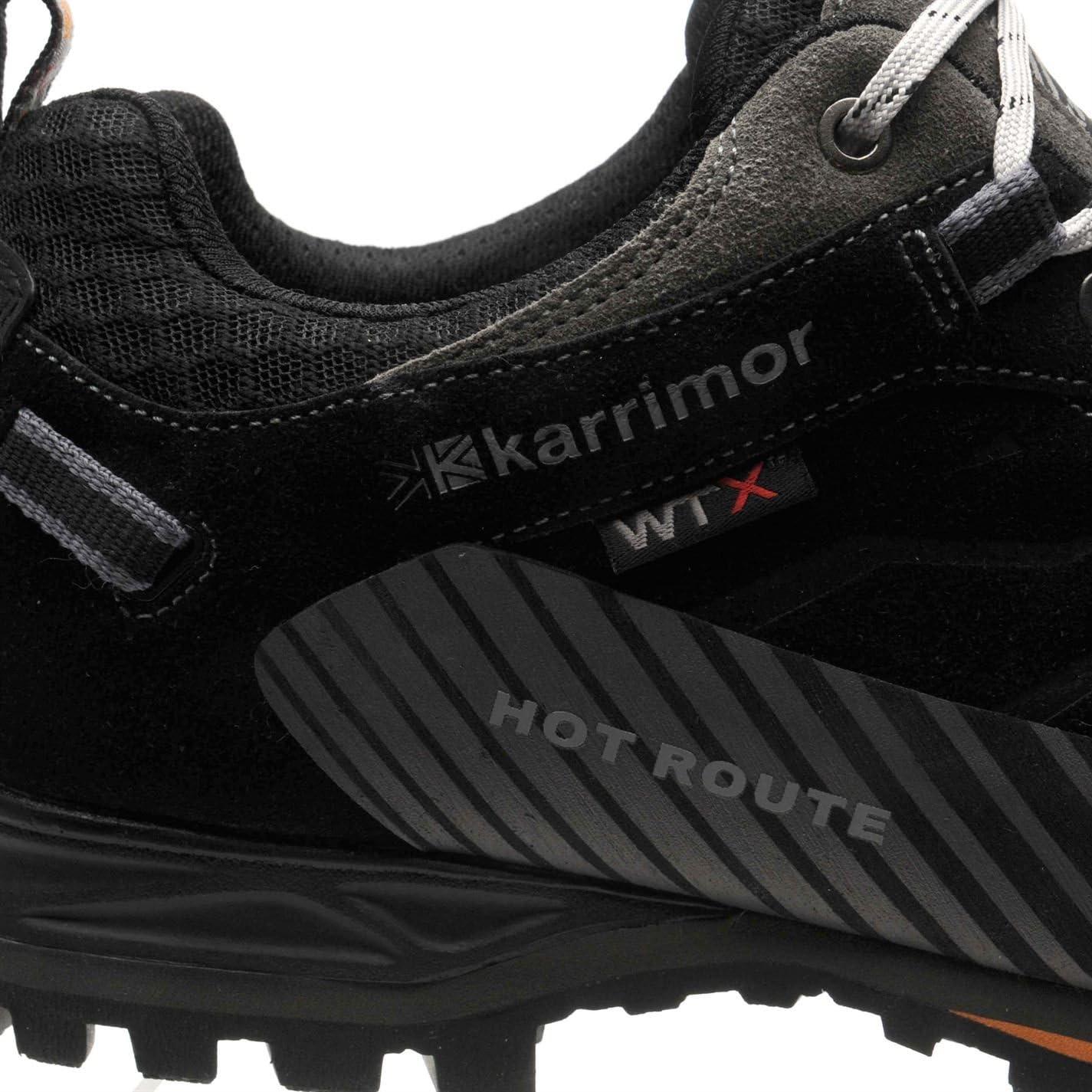 Karrimor Womens Hot Route Waterproof Walking Shoes