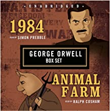 George Orwell Boxed Set (1984 and Animal Farm)