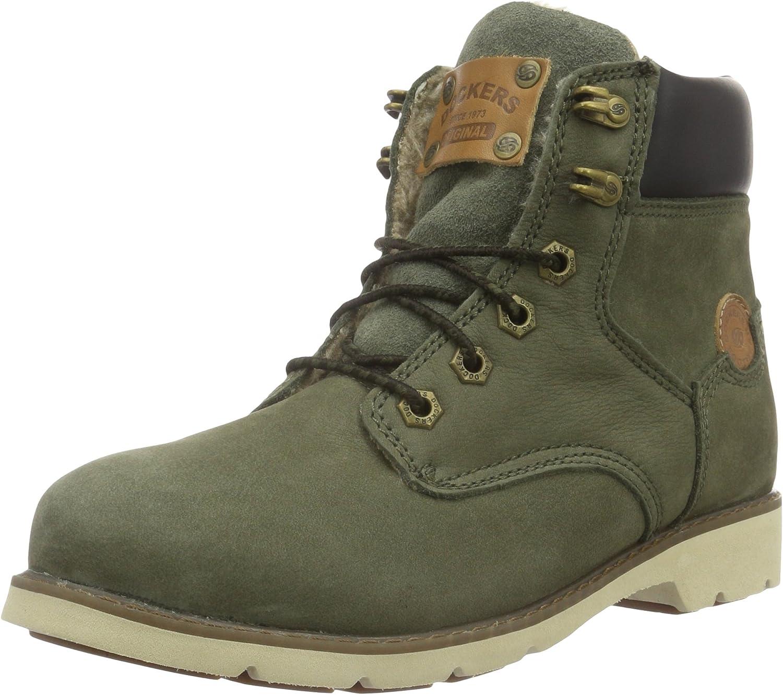 Dockers by Gerli Damen 39si304-302850 Combat Stiefel