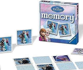 Ravensburger 21111 Disney Frost Mini Memospel