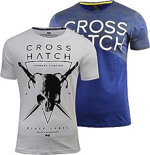 Crosshatch Men's Likemore T-Shirt