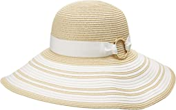 LAUREN Ralph Lauren - Packable Signature Grosgrain Sun Hat