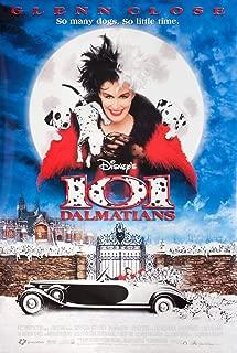 101 Dalmatians 1996 U.S. One Sheet Poster