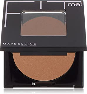 Maybelline New York Fit Me! Pressed Powder, Coconut [355] 0.30 oz (Pack of 2)
