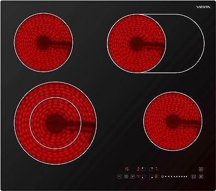 Amazon.es: vitroceramica 2 fuegos - Hornos y placas de ...