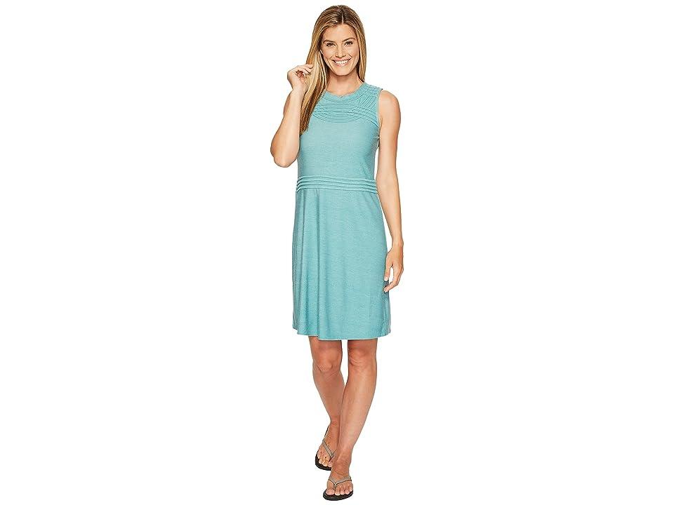 Aventura Clothing Jocelyn Dress (Viridian Green) Women