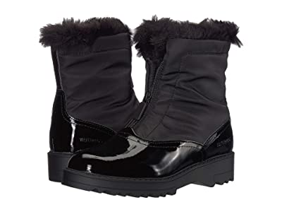 Cougar Grandby-PL Waterproof (Black Patent Leather/Nylon) Women