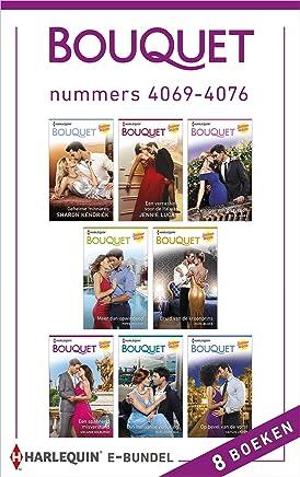 Bouquet e-bundel nummers 4069 - 4076