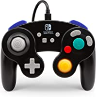 PowerA Wired Controller for Nintendo Switch GameCube (Black)