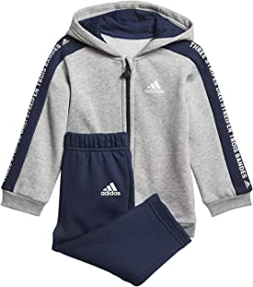 6384618f5aedb adidas - Ensemble - Bébé (garçon) 0 à 24 Mois Medium Grey Heather