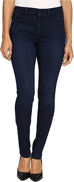 NYDJ Petite - Petite Alina Leggings Jeans in Future Fit Denim in Paris Nights Wash