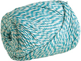 Knit Picks Dishie Twist Worsted Weight 100% Cotton Yarn - 100 g (Azure)