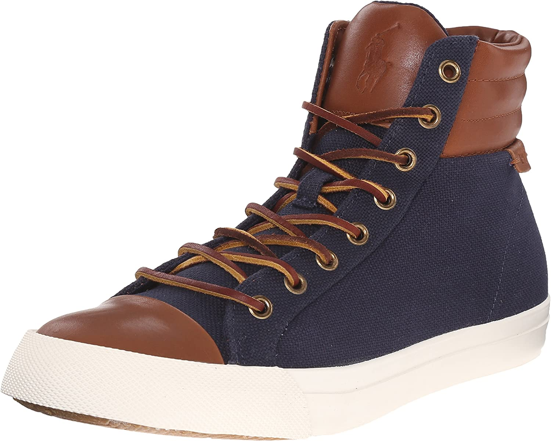 Polo Ralph Lauren Geffron-sk Fashion Sneaker