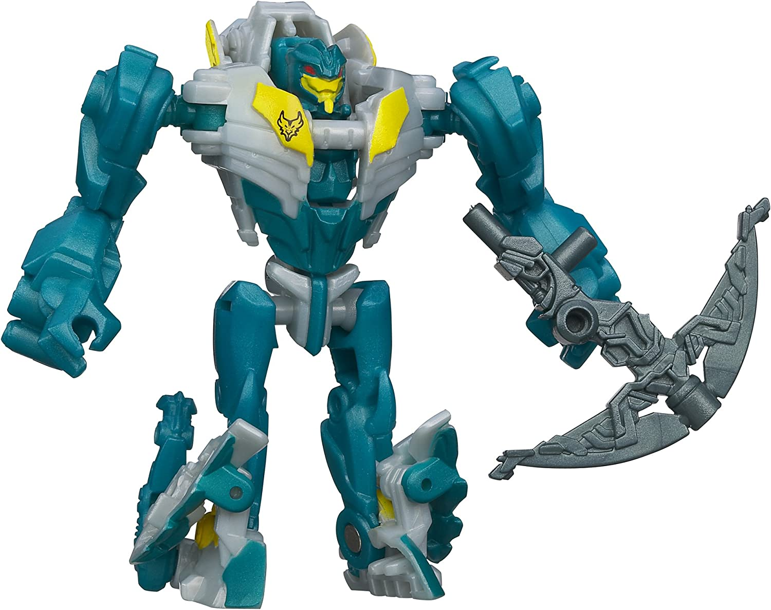 Transformers Prime Beast Hunters Legion Class Action Figure, Rippersnapper, 3 Inch