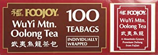 Wu Yi Oolong Tea Wulong Tea 100 Bags Foojoy