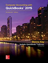 MP Computer Accounting with QuickBooks 2015 with Student Resource CD-ROM