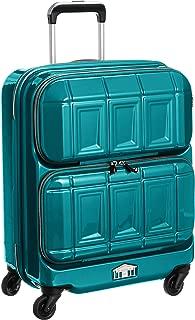[エー・エル・アイ] スーツケース PANTHEON 51cm 36L 3.2Kg Wフロントポケット 機内持込可能サイズ TSAロック付 45.5 cm 3.2kg PTS-3005K