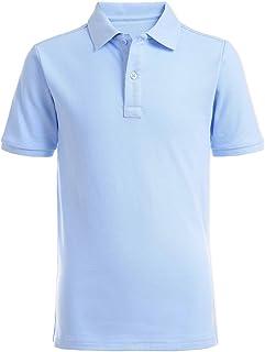 قميص بولو بأكمام قصيرة للأولاد من Nautica