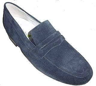 Waldläufer Women's Leather Slipper US 8/ UK 5.5 / EU 38.5 Blue