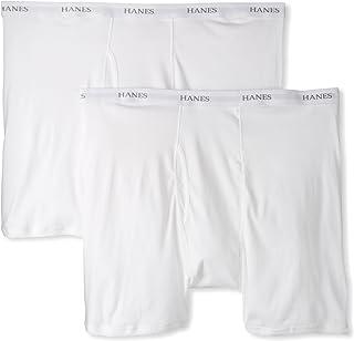 Hanes Men's 2-Pack Classics Big Boxer Brief