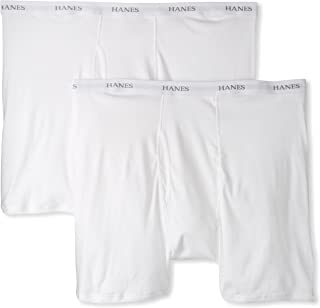 Hanes Ultimate Men's 2-Pack Classics Big Boxer Brief