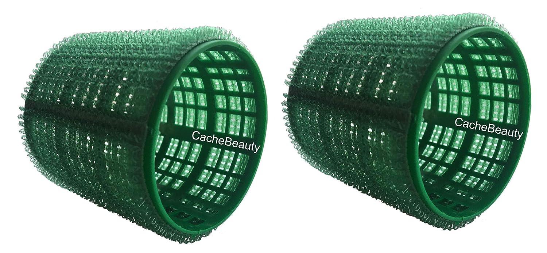 Popularity Velcro Hair Rollers Giant Plus pkg Boston Mall 2-1 Pine 4