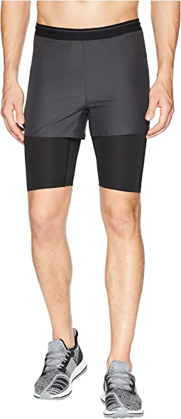 Agravic 2-in-1 Parley Shorts