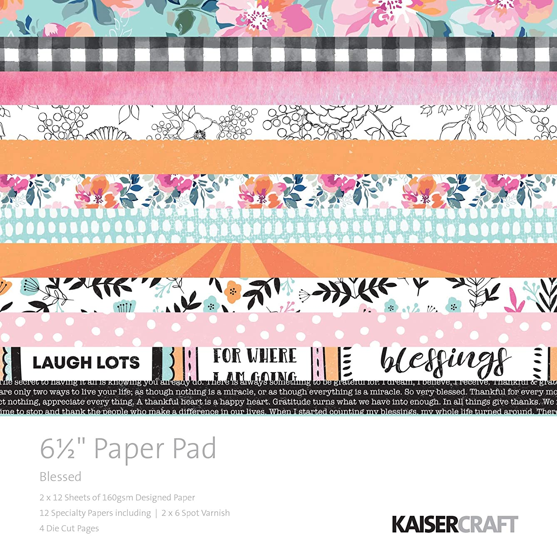 Kaisercraft PP1059 Paper Pad 6.5