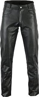 Bikers Gear Australia Limited Kevlar foderato stile moderno protezione moto jeans CE tan chino size 30S