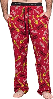 A Christmas Story Major Award with Leg Lamp Red Lounge Pants