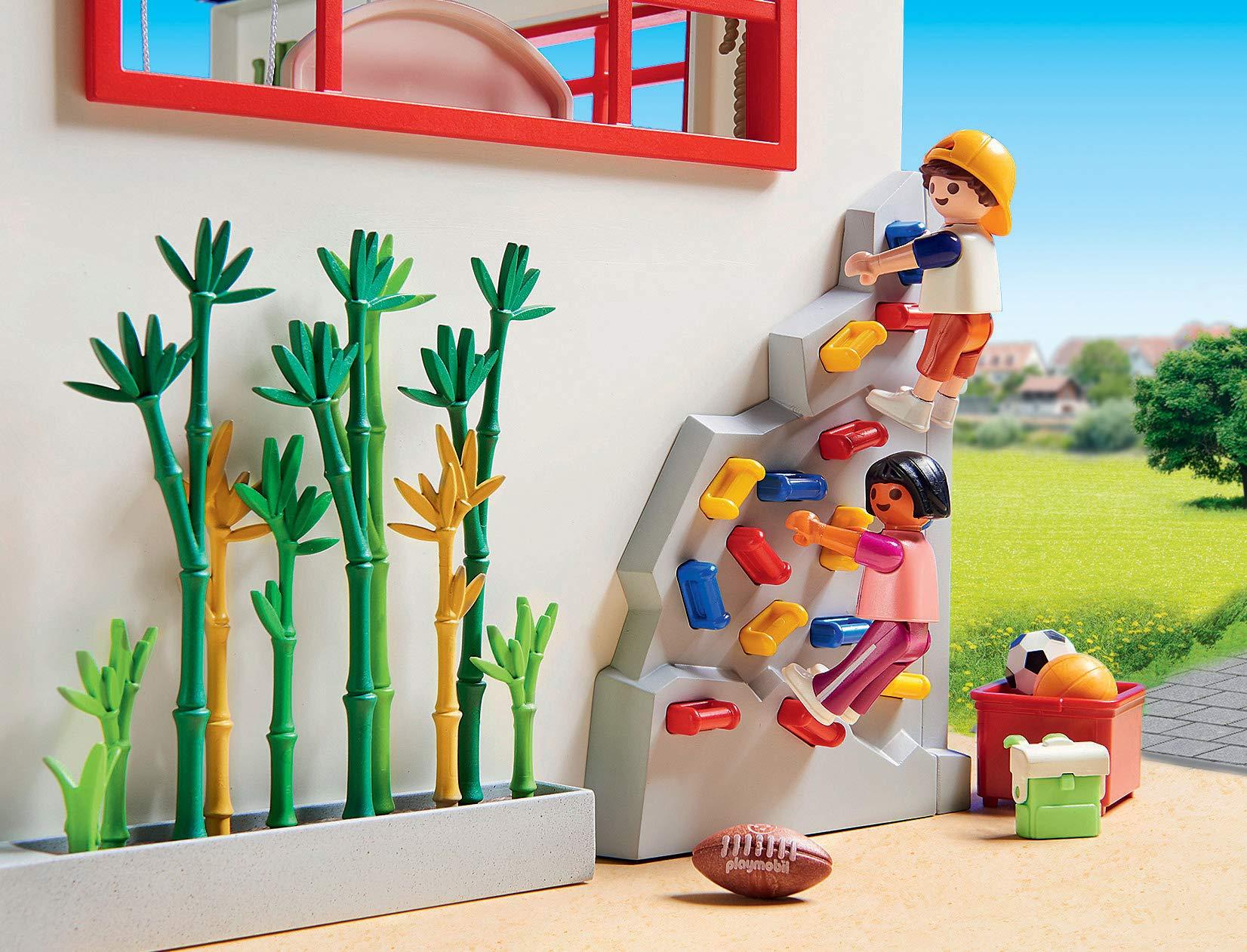 PLAYMOBIL City Life Gimnasio, a Partir de 5 Años (9454): Amazon.es: Juguetes y juegos