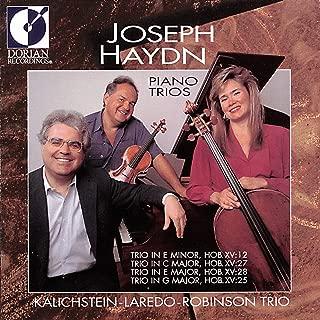 Haydn, F.J.: Keyboard Trios Nos. 12, 25, 27, 28
