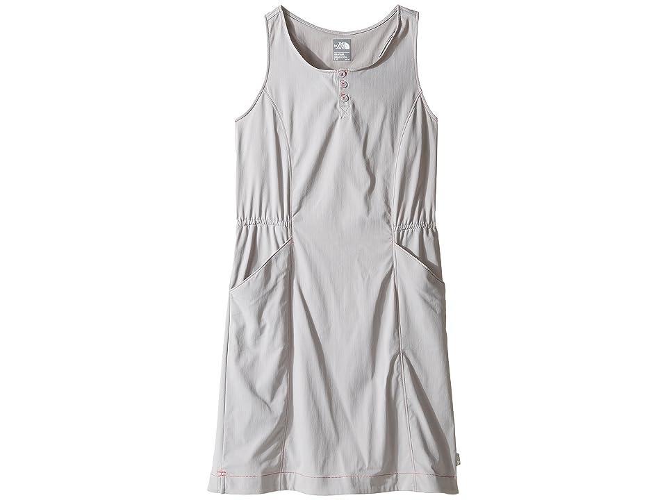 The North Face Kids Aphrodite Dress (Little Kids/Big Kids) (Metallic Silver (Prior Season)) Girl