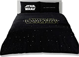 Lenzuola Matrimoniali Star Wars.Amazon It Star Wars Biancheria Da Letto Tessili Per La Casa