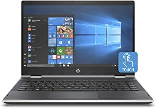 HP Pavilion X360 14-Inch Convertible Touchscreen Laptop, 8th Gen Intel Core I5-8265U, 8 GB RAM, 512 GB Solid-State Drive, ...